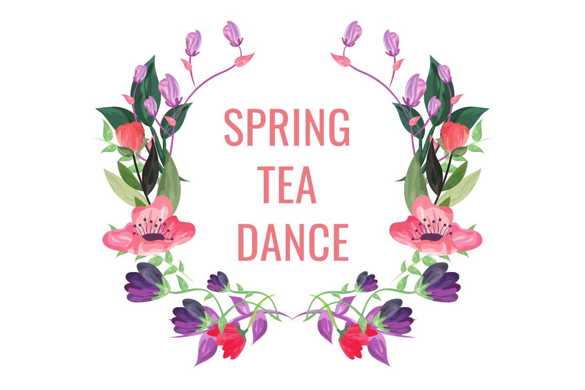 Spring Tea Dance