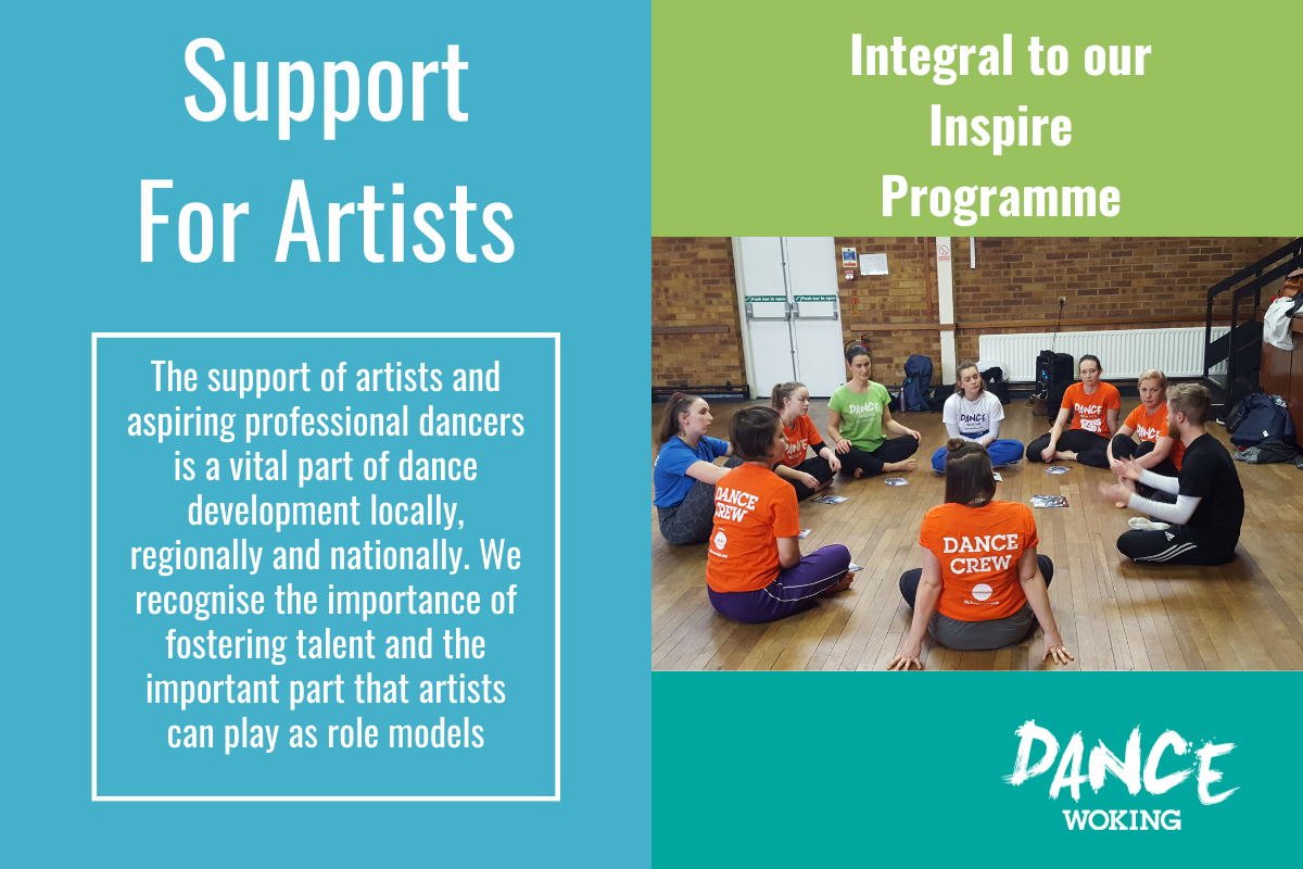 Support for Artists