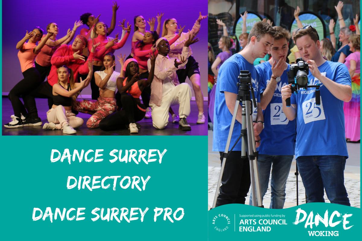 Dance Surrey Directory
